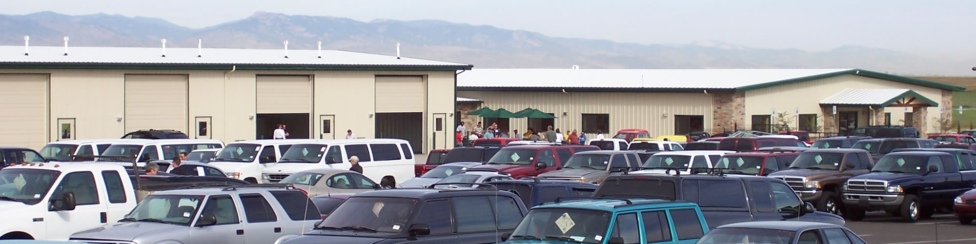 About Loveland Auto Auction in Colorado