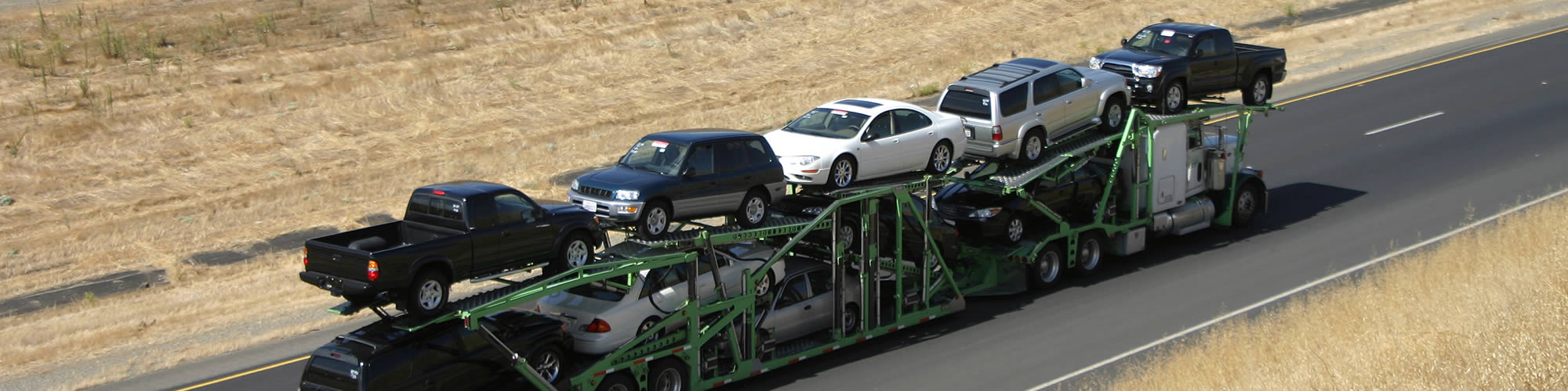 Loveland Auto Auction Transportation Services