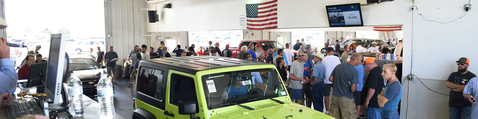 Loveland Auto Auction Sale Day Information